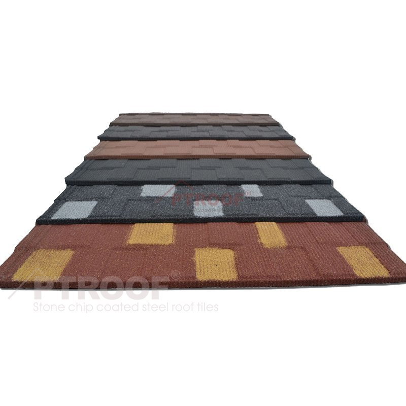 Find Bond Stone Coated Steel Roof Tile For Residential