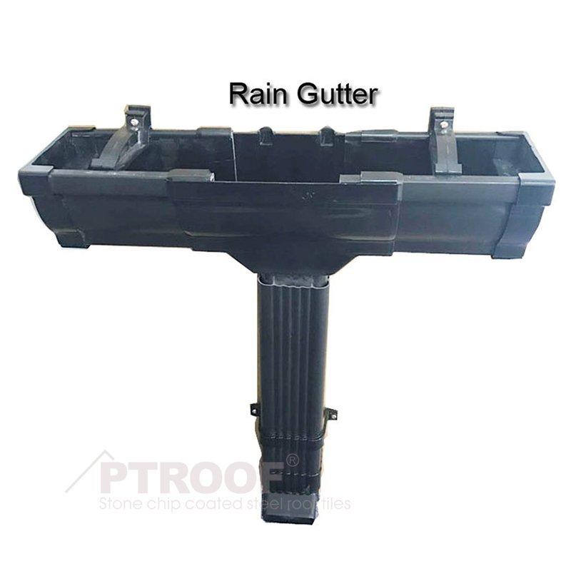 Best Pvc Gutter Fittings Amp Rain Gutter Fittings On Pt Roof